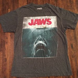 Tops - Official Jaws Movie Shirt